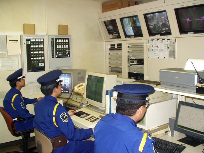 防災センター業務